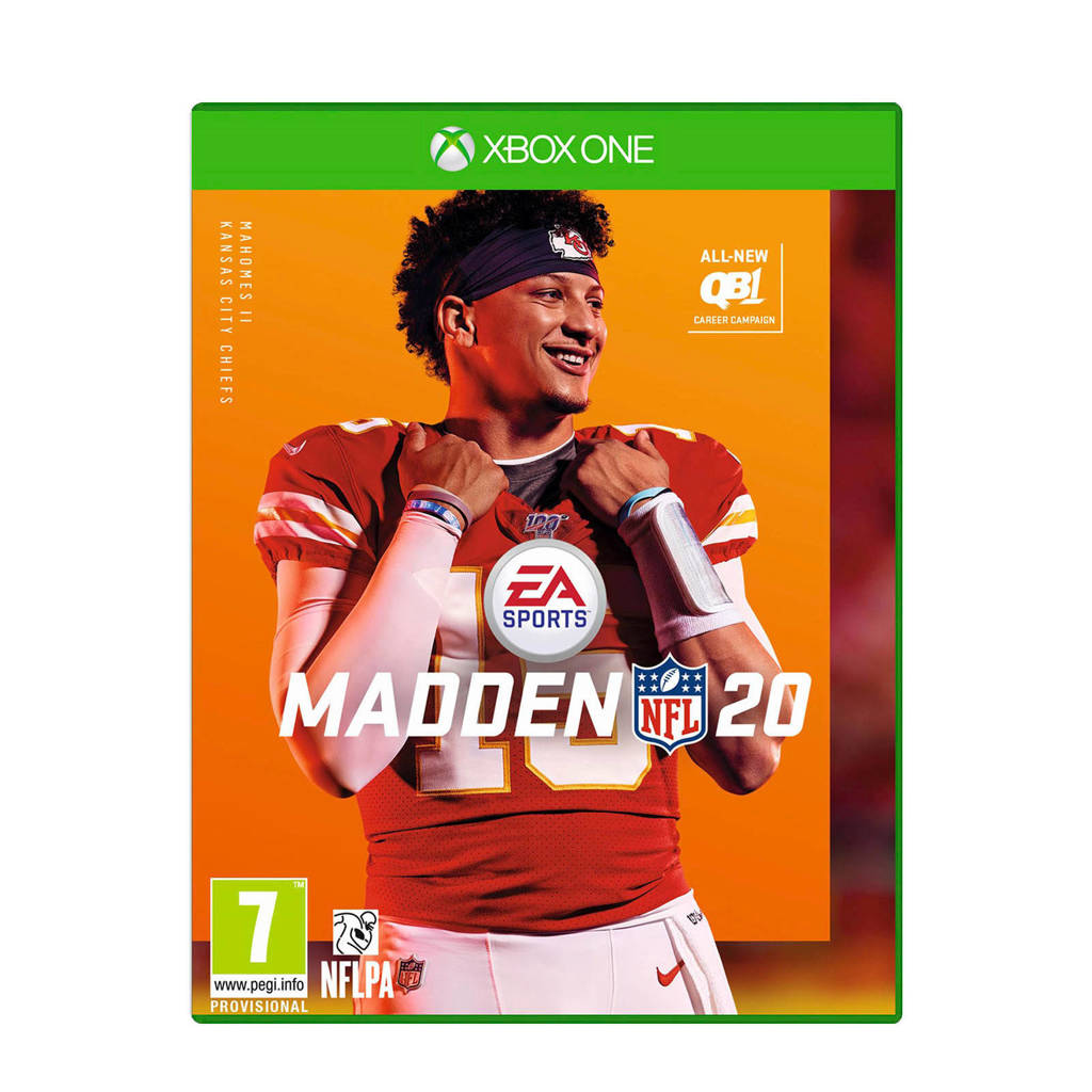 Madden NFL 20 (Xbox One), -