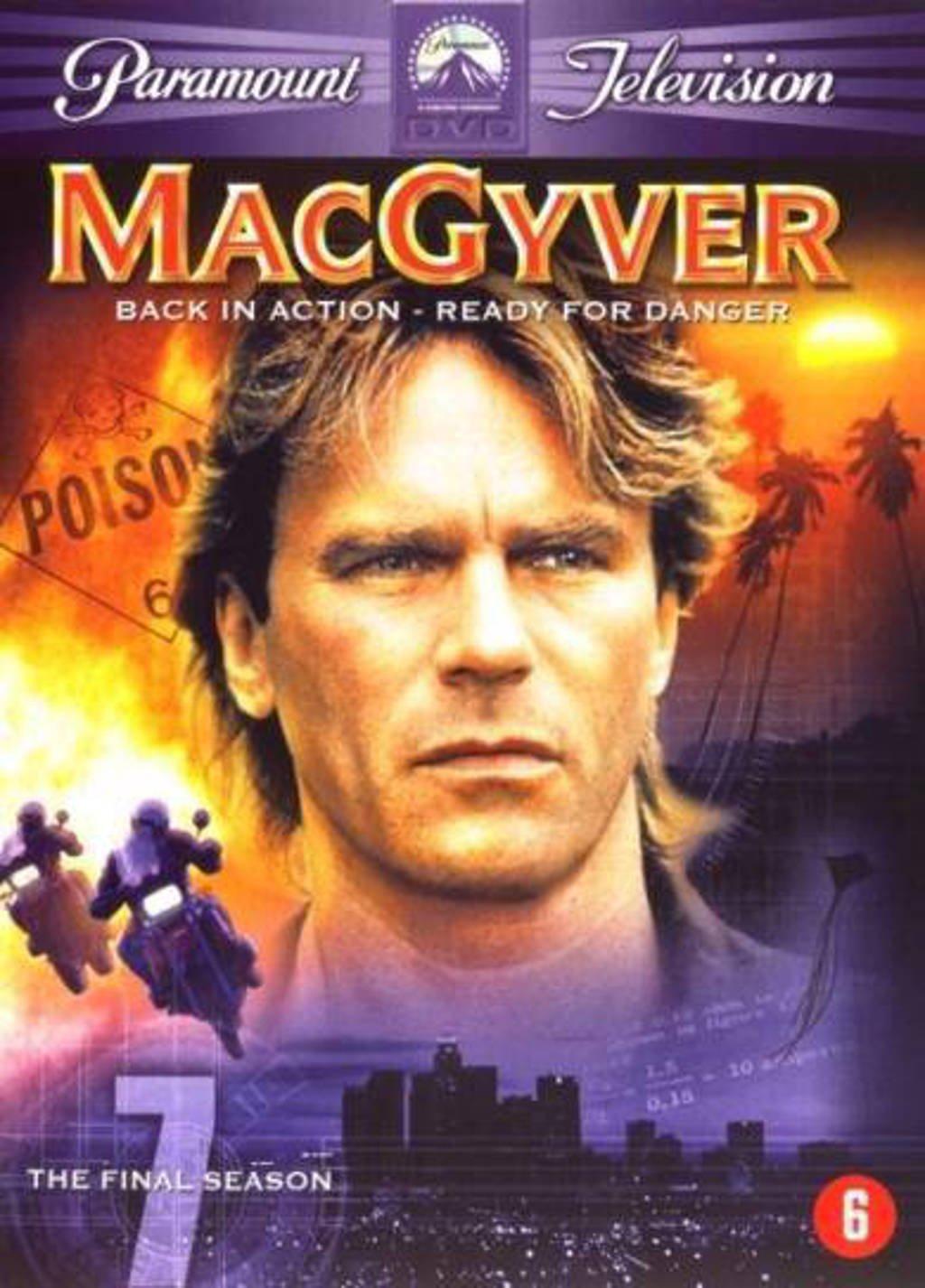 MacGyver - Seizoen 7 (DVD)