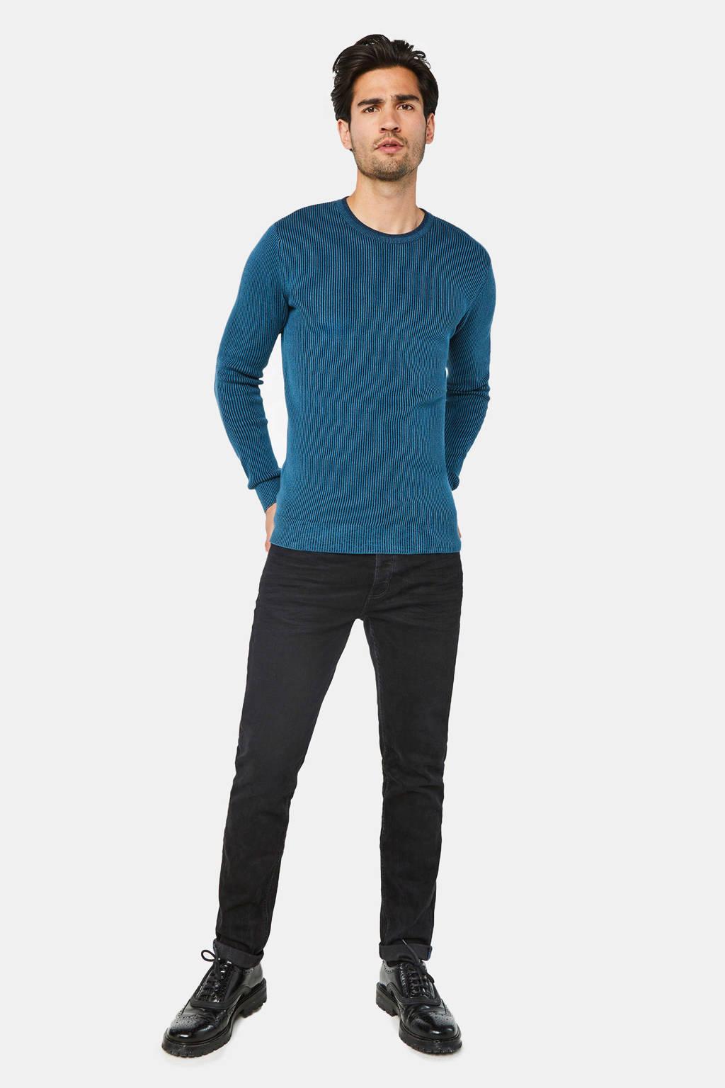 WE Fashion trui blauw, Blauw