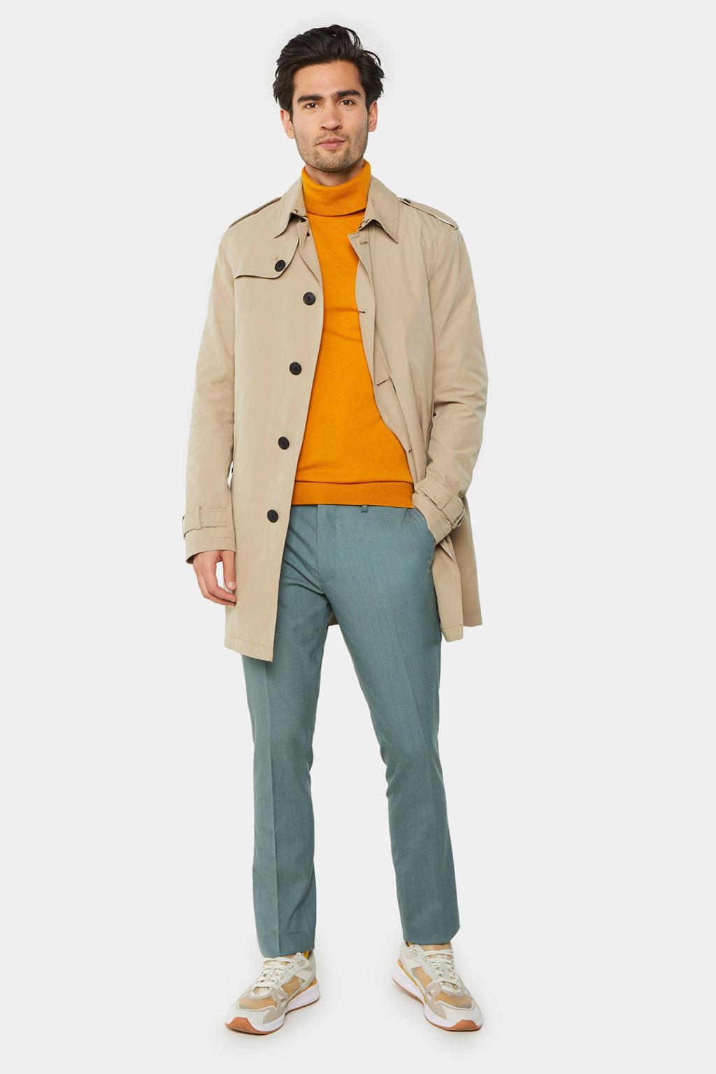 WE Fashion trenchcoat sesame, Sesame