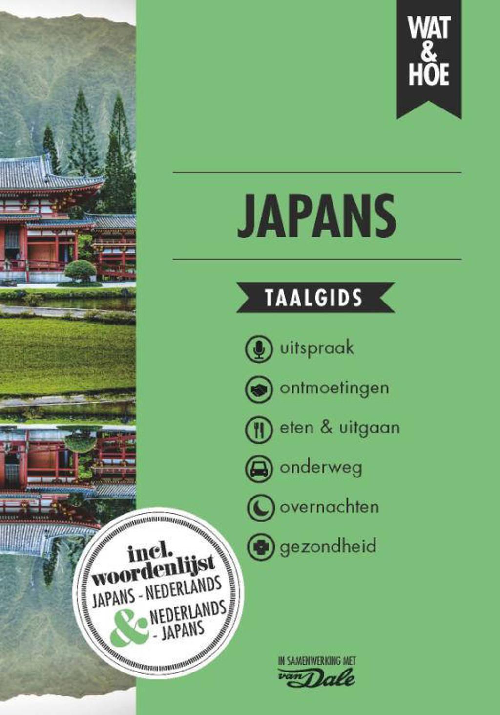 Wat & Hoe taalgids: Japans - Wat & Hoe taalgids