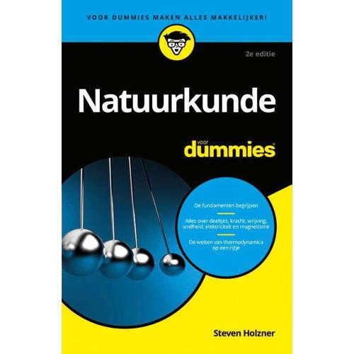Natuurkunde voor Dummies - Steven Holzner