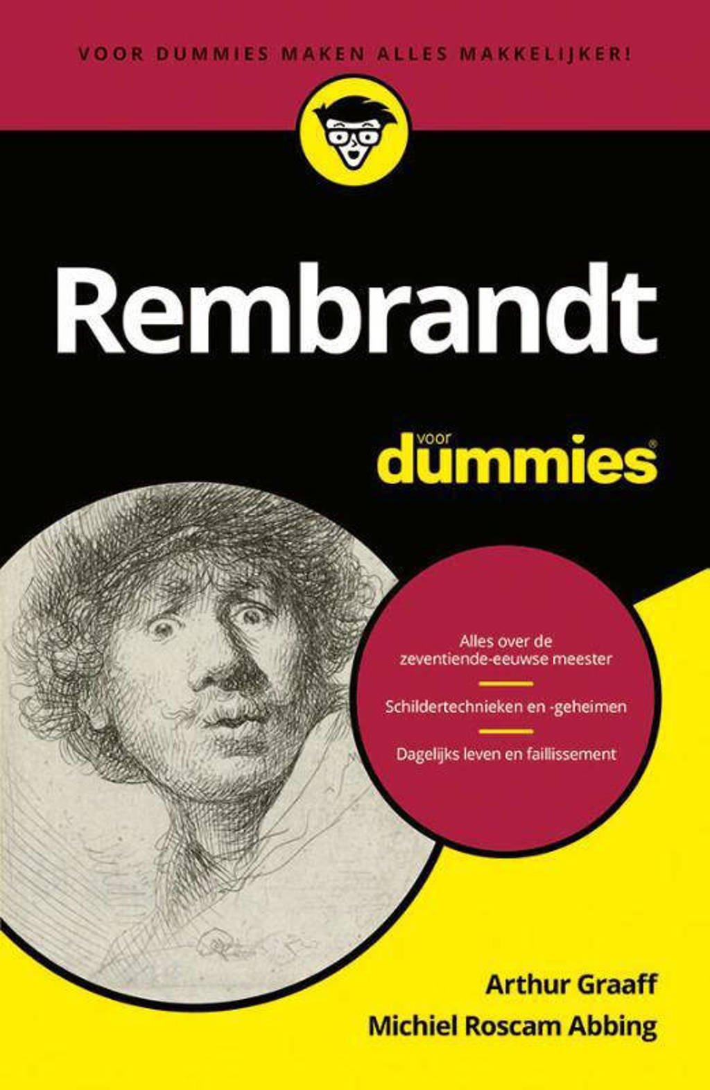 Rembrandt voor Dummies - Arthur Graaff en Michiel Roscam Abbing