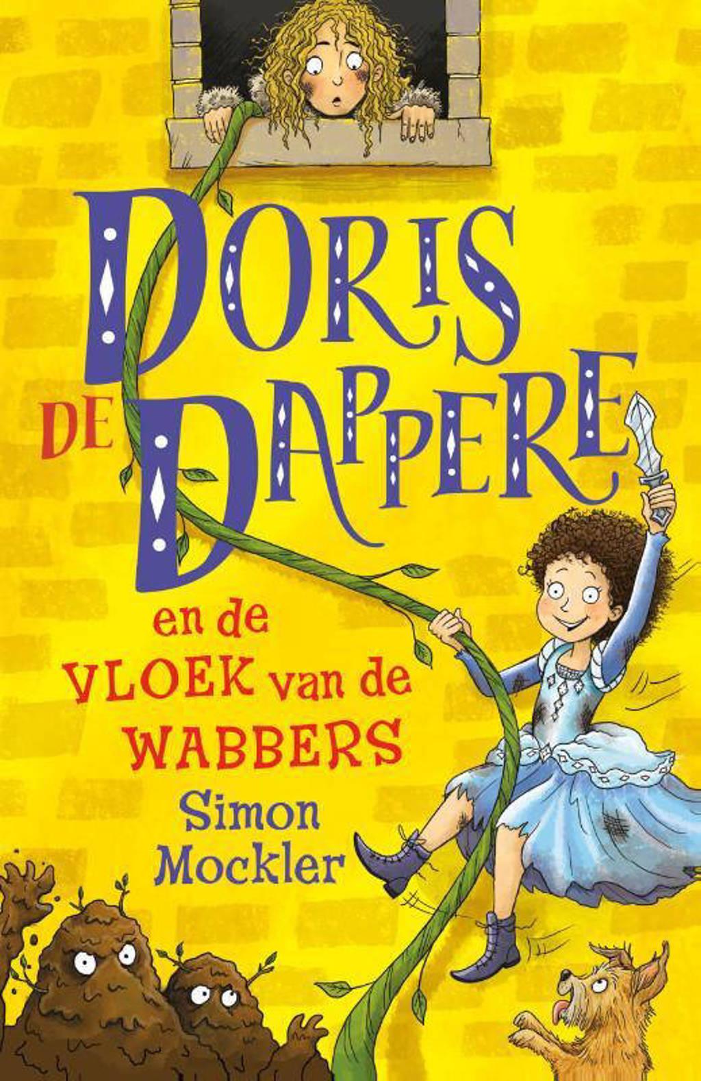 Doris de Dappere en de vloek van de Wabbers - Simon Mockler