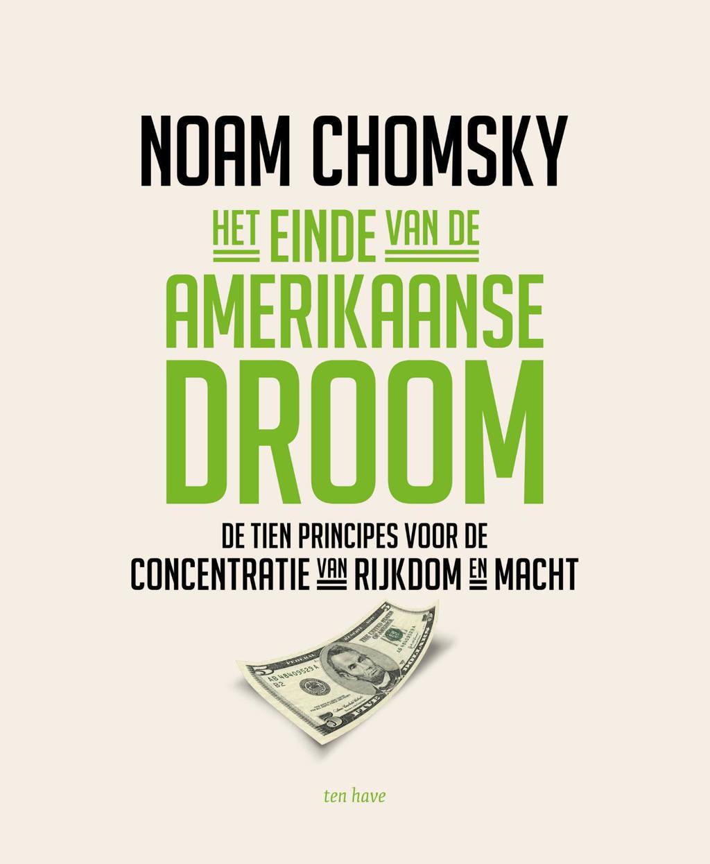Het einde van de Amerikaanse droom (Midprice) - Noam Chomsky
