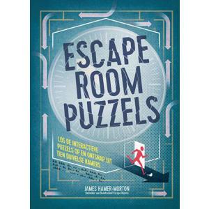 Escape room puzzels - James Hamer-Morton