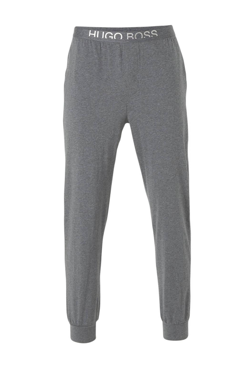 BOSS pyjamabroek antraciet, Antraciet