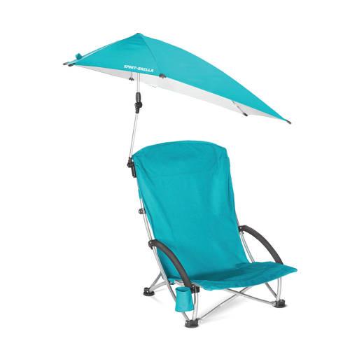 SKLZ Sport Brella Beach Chair Aqua