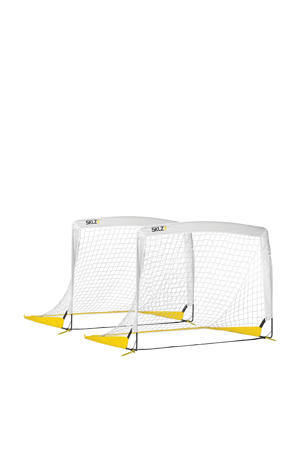 Goal-EE Voetbalgoal Set - 121 x 91 cm - 2 stuks