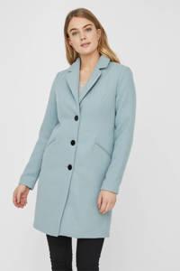 VERO MODA coat blauw, Blauw