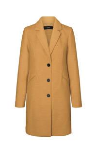 VERO MODA coat geel, Geel