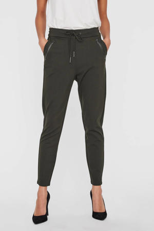 regular fit joggingbroek grijs