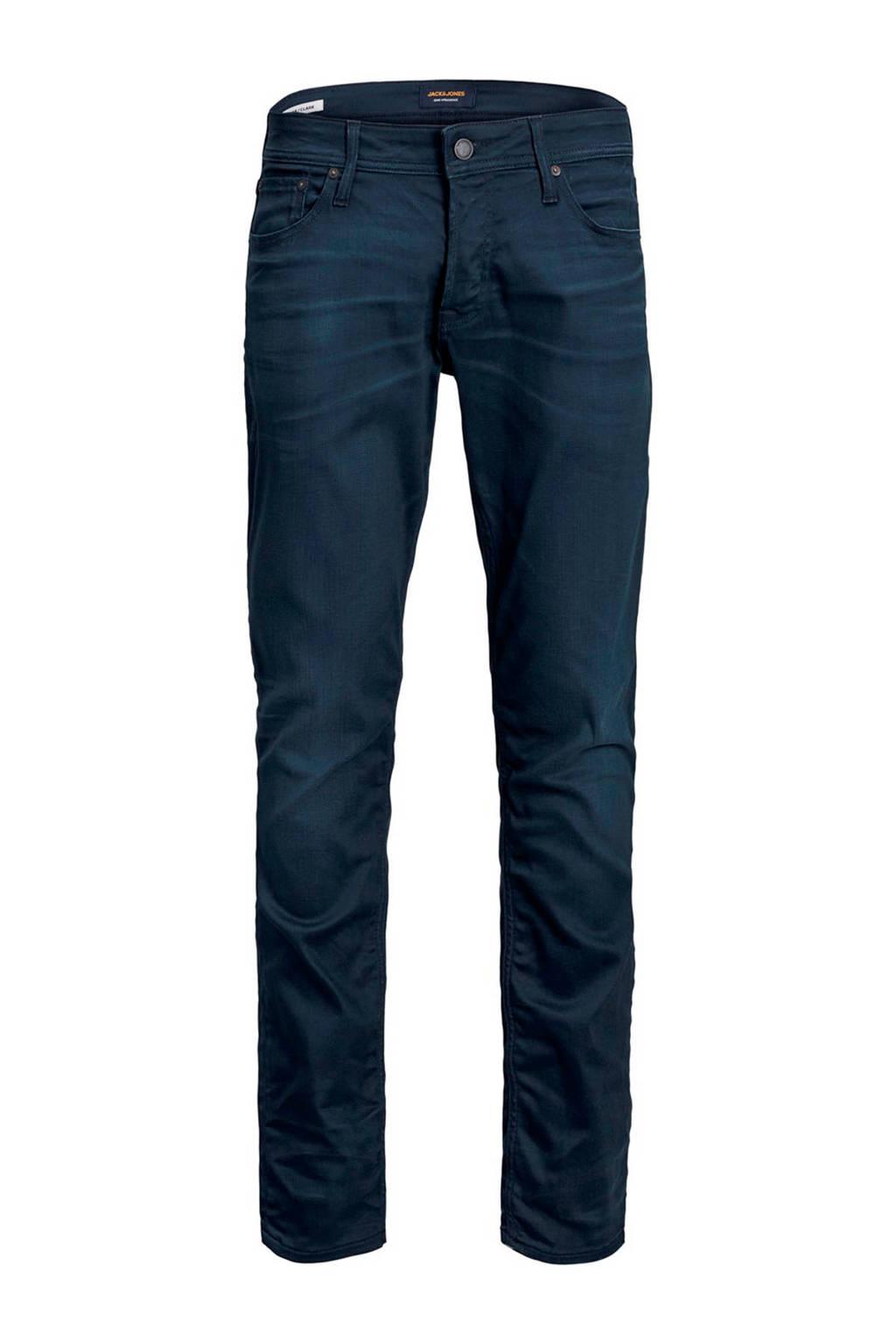 JACK & JONES JEANS INTELLIGENCE slim fit jeans Clark blue denim, Blue denim