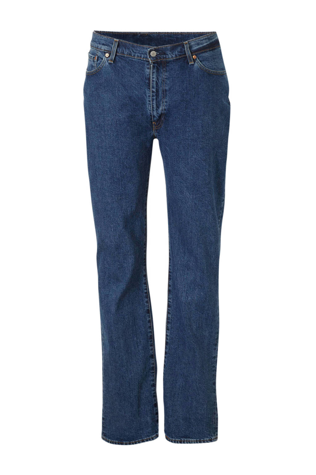 Levi's Big and Tall straight fit jeans 514 stonewash stretch, STONEWASH STRETCH