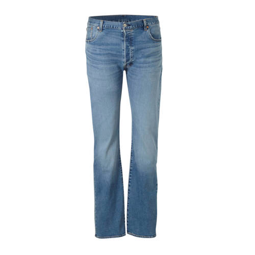 Levi's Big and Tall straight fit jeans 501 ironwoo