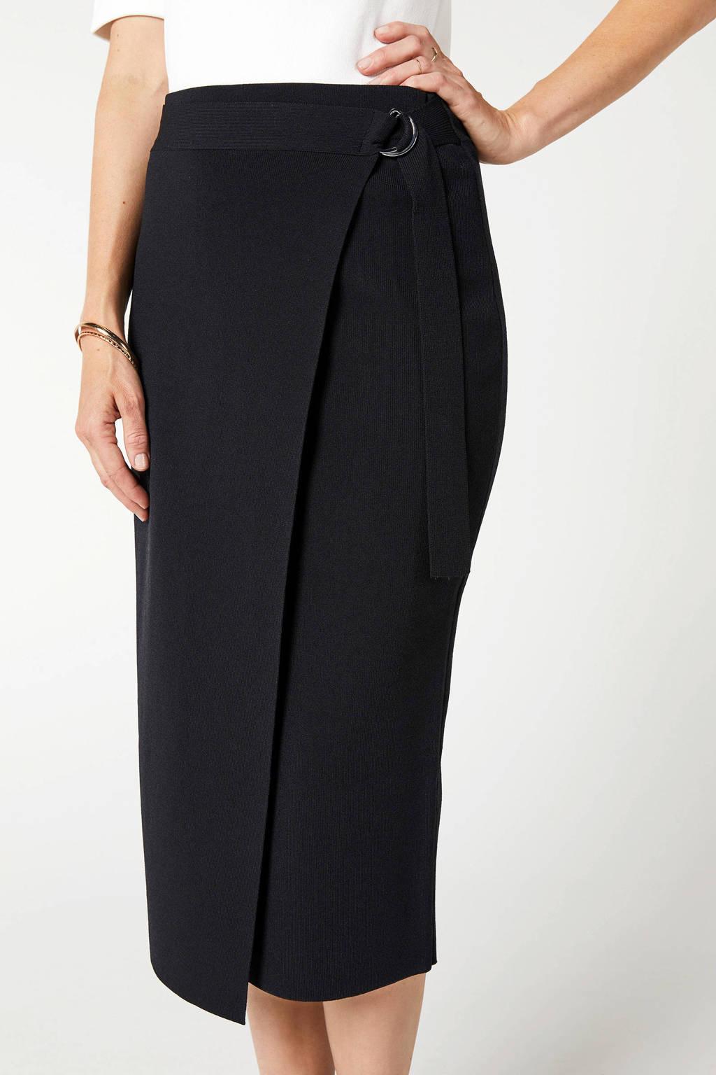 Steps rok zwart, Zwart