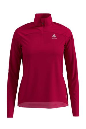 hardloop T-shirt rood