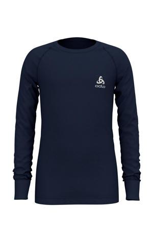 thermoshirt donkerblauw