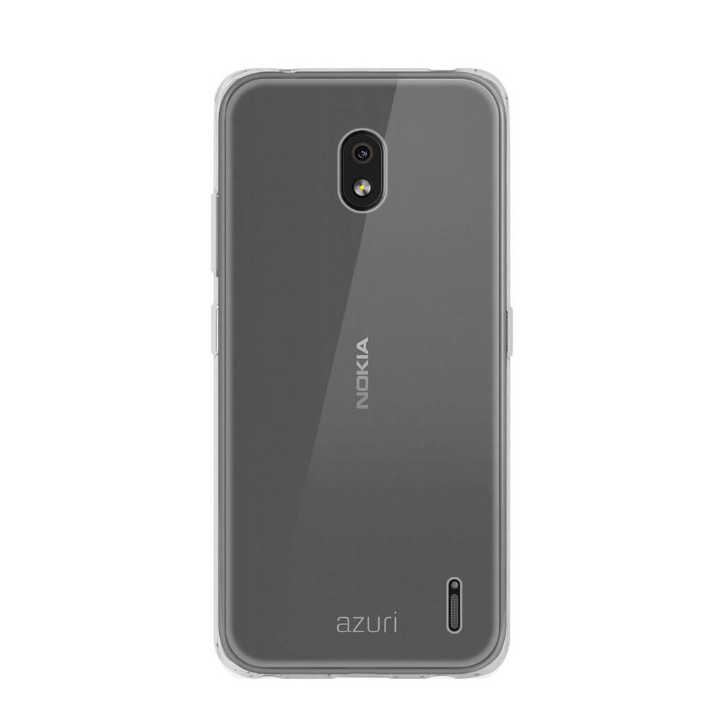 Azuri backcover Nokia 2.2, Transparant