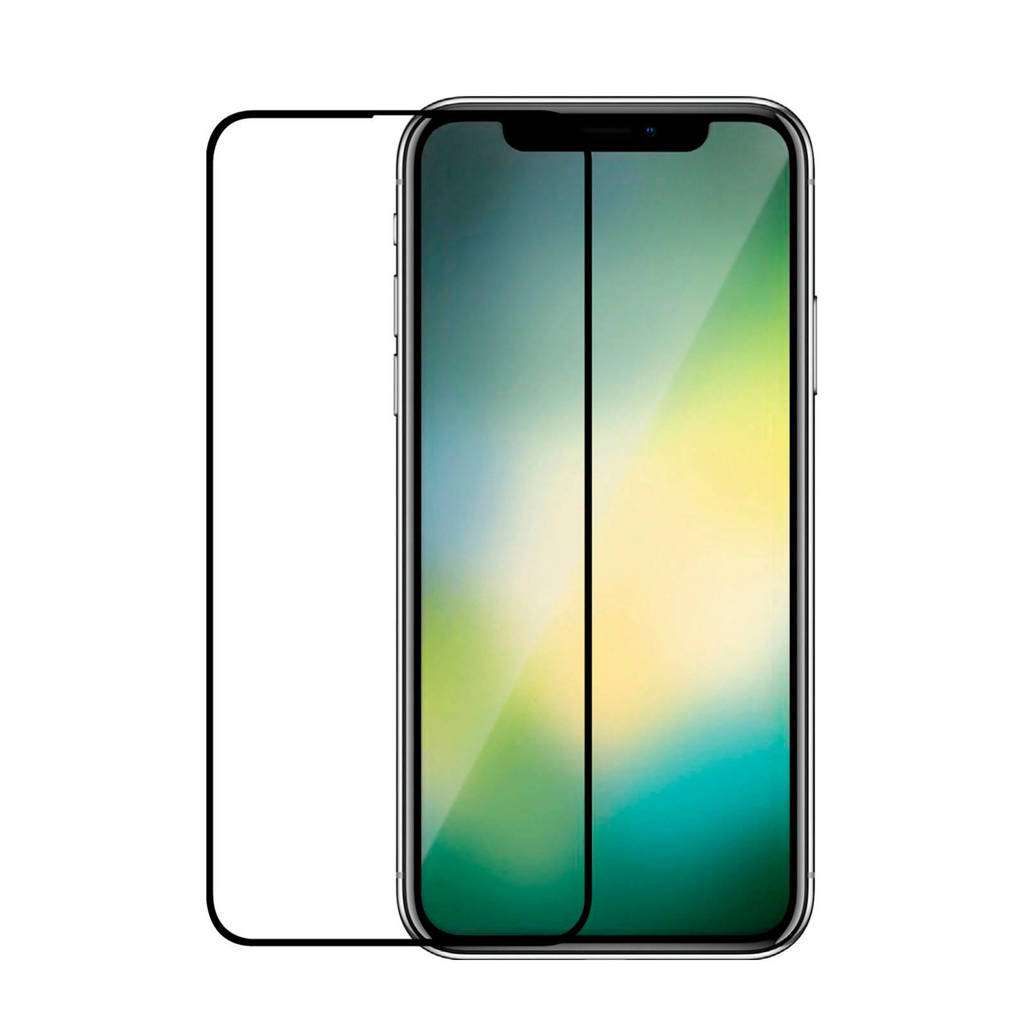 Azuri screen protector iPhone XR, Transparant