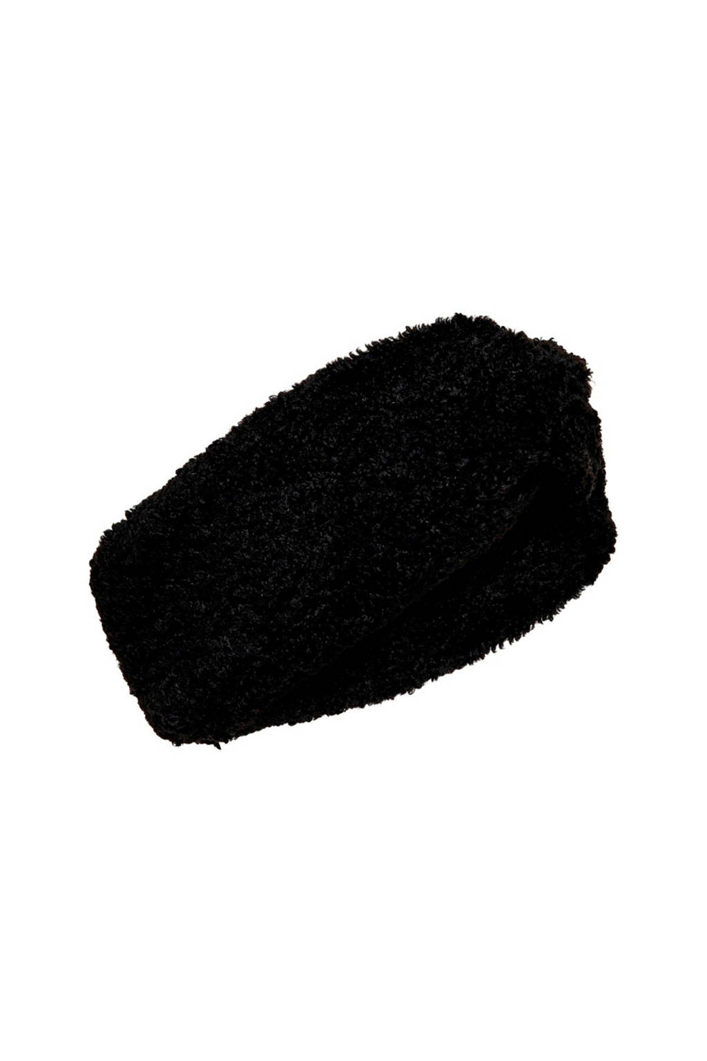ONLY hofdband Teddy zwart, Zwart