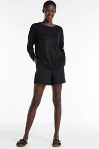 ONLY trui zwart, Zwart