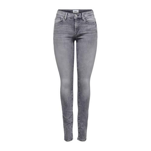 ONLY skinny jeans grijs