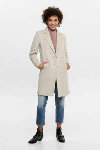 ONLY coat Carrie beige, Beige
