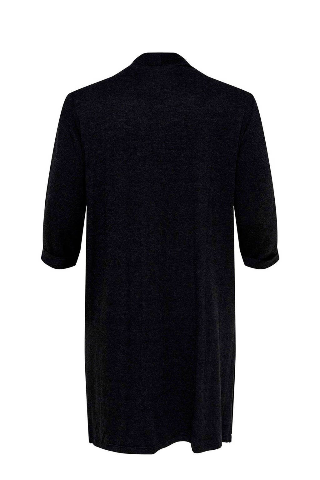 ONLY CARMAKOMA vest zwart, Zwart