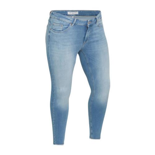 ONLY CARMAKOMA skinny jeans light denim