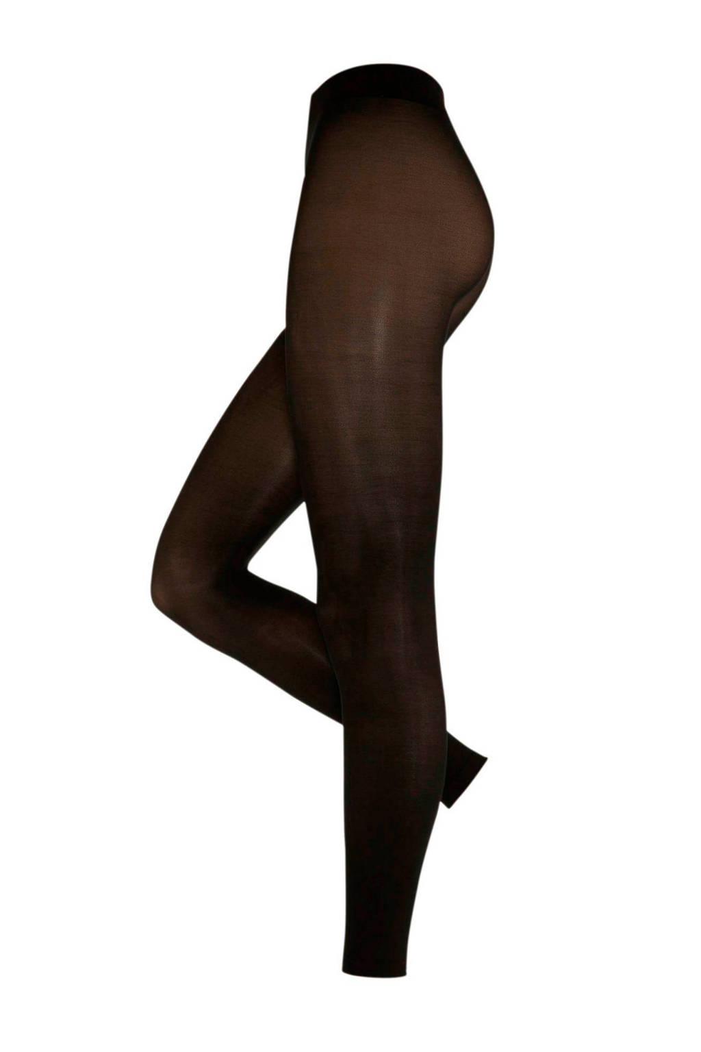 Kunert voetloze panty Velvet 40 denier zwart, Zwart