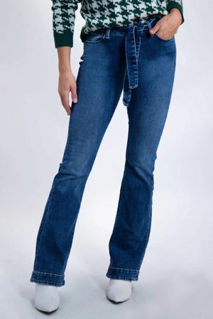 bootcut jeans Celia  blauw