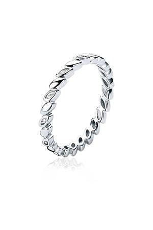 ring ZIR1890 zilverkleurig