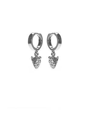 zilveren oorbellen M1982HIN