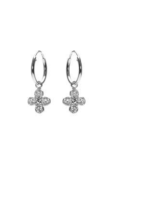 zilveren oorbellen M2165