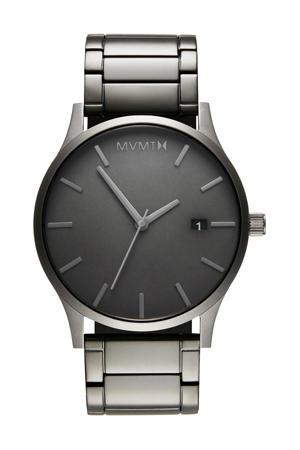 horloge Monochrome Classic D-MM01-GR zilver