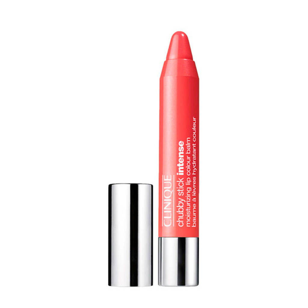 Clinique Chubby Stick Intense Moisturizing Lip Colour Balm lippenstift - Heftiest Hibiscus