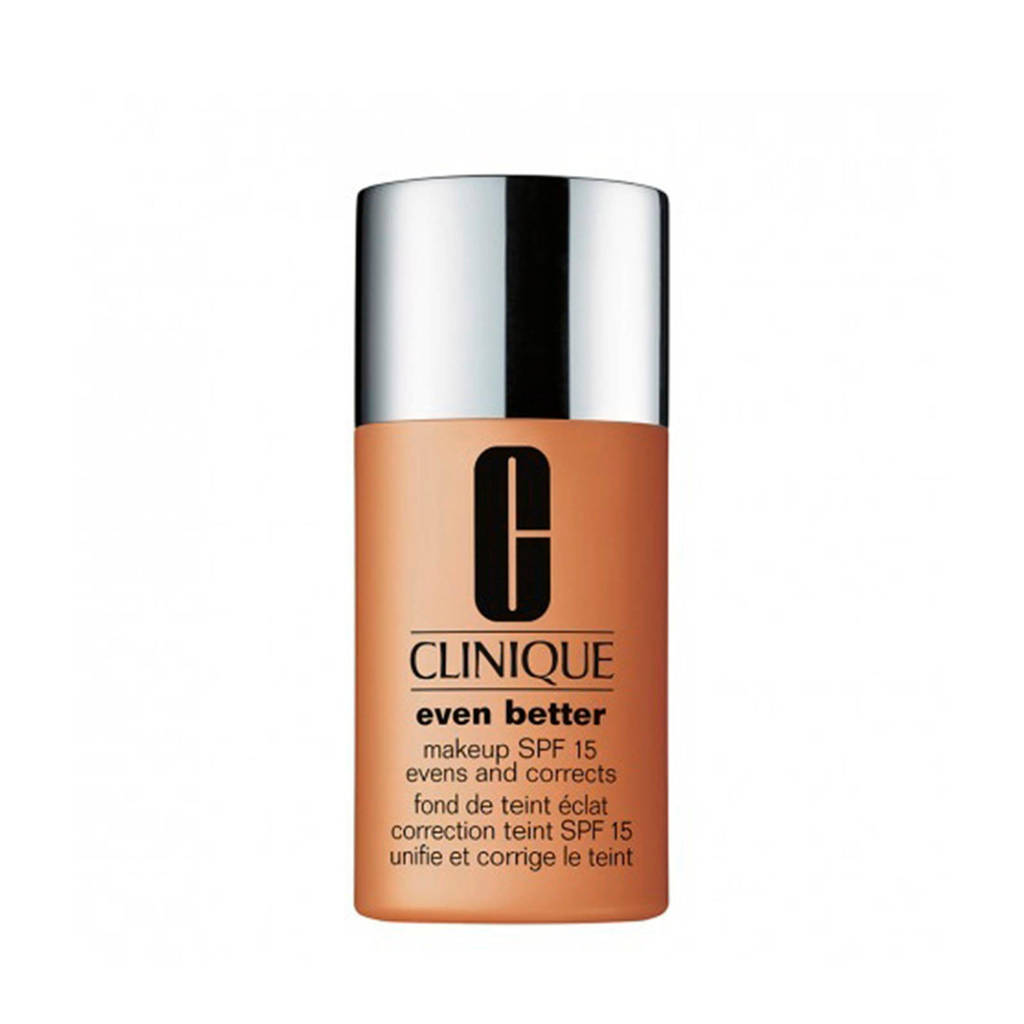 Clinique Even Better Makeup SPF15 foundation - 115.5 Mocha