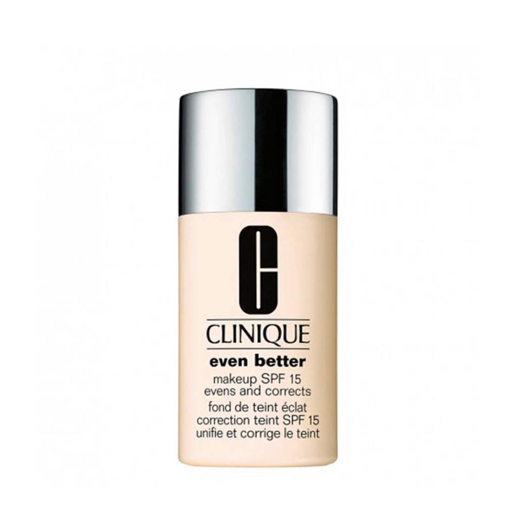 Clinique Even Better Makeup SPF15 foundation - 0.5 Shell