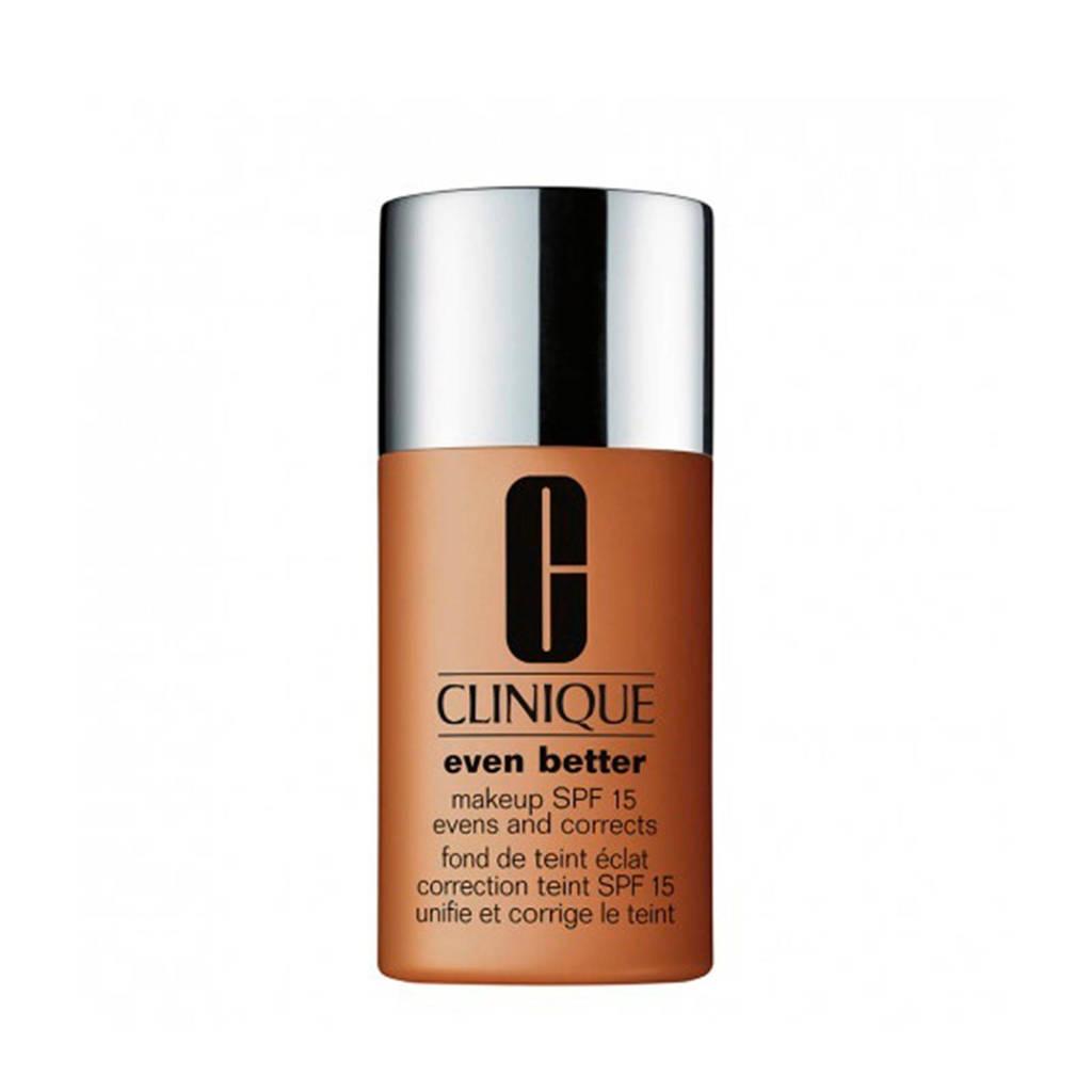 Clinique Even Better Makeup SPF15 foundation - 121 Nutmeg