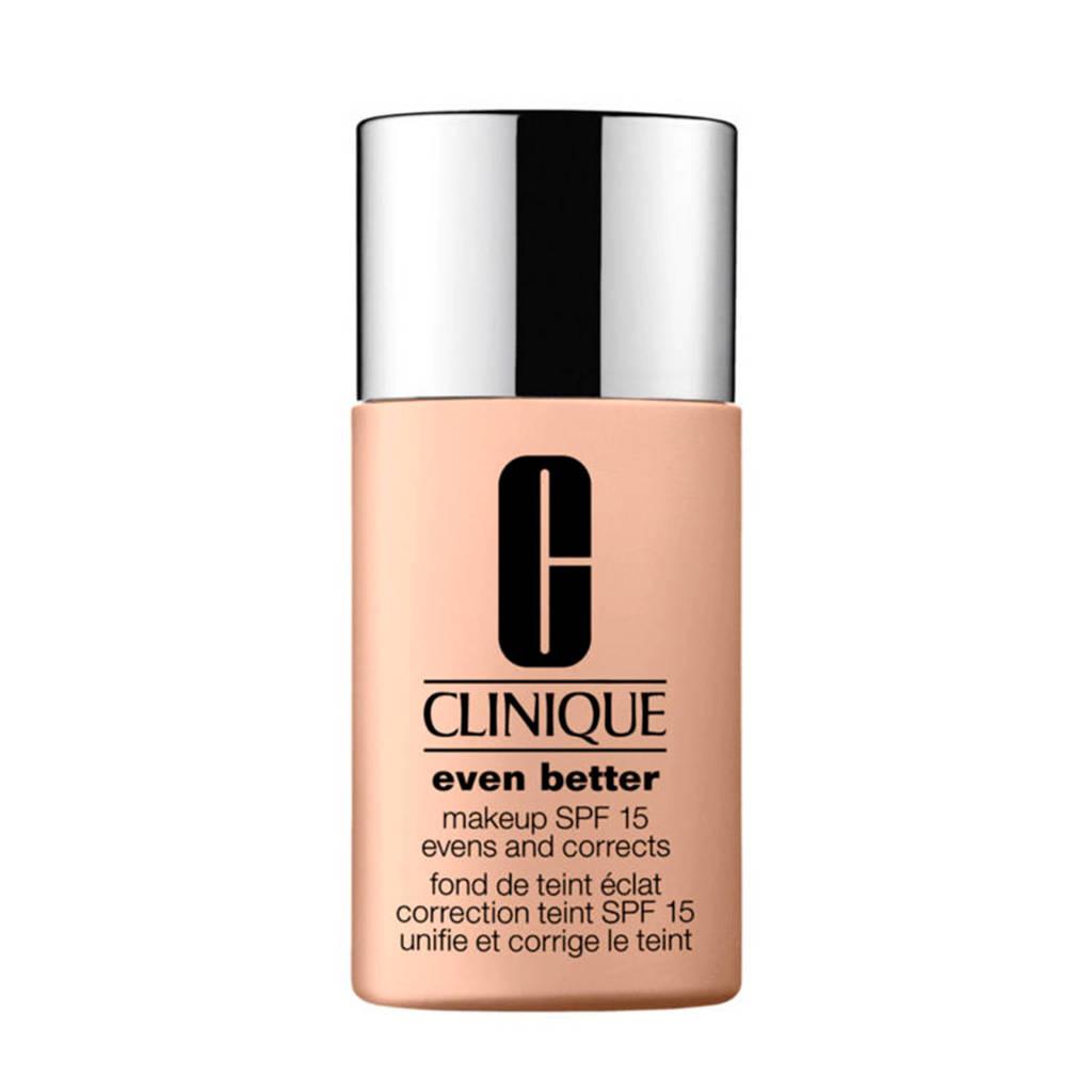 Clinique Even Better Makeup SPF15 foundation - Cn116 Spice