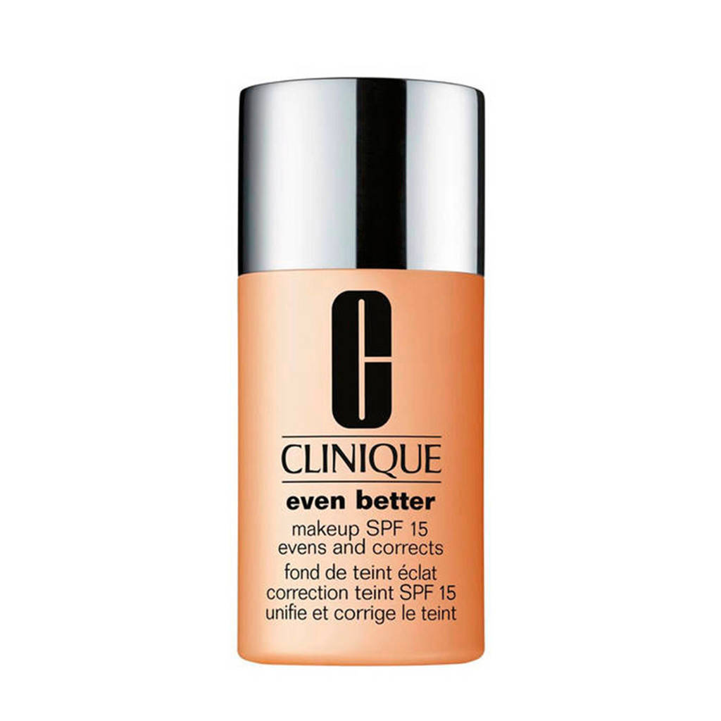 Clinique Even Better Makeup SPF15 foundation - 76 Toasted Wheat