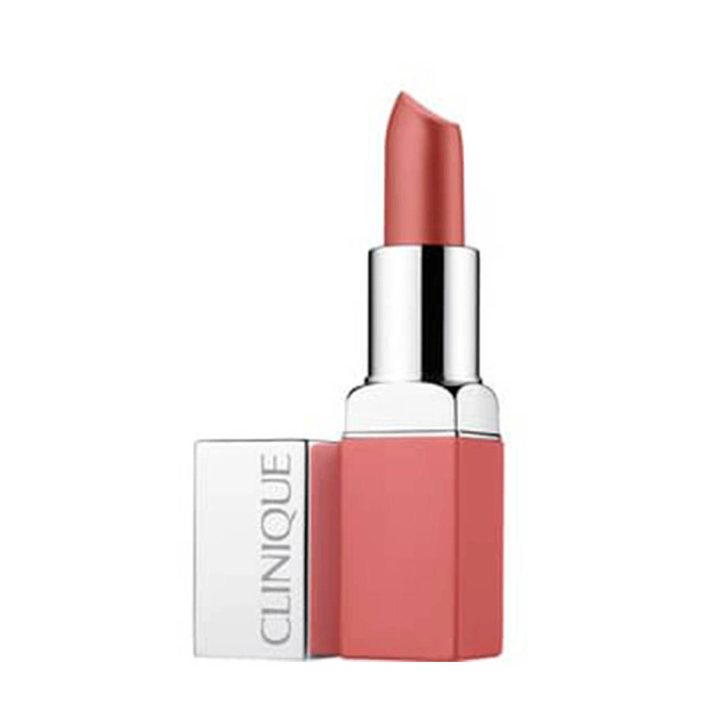 Clinique Pop Matte Lip Colour + Primer lippenstift - Blushing pop