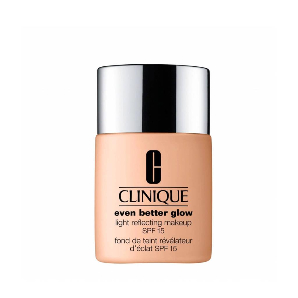 Clinique Even Better Glow Light Reflecting Makeup SPF15 foundation - 20 Fair