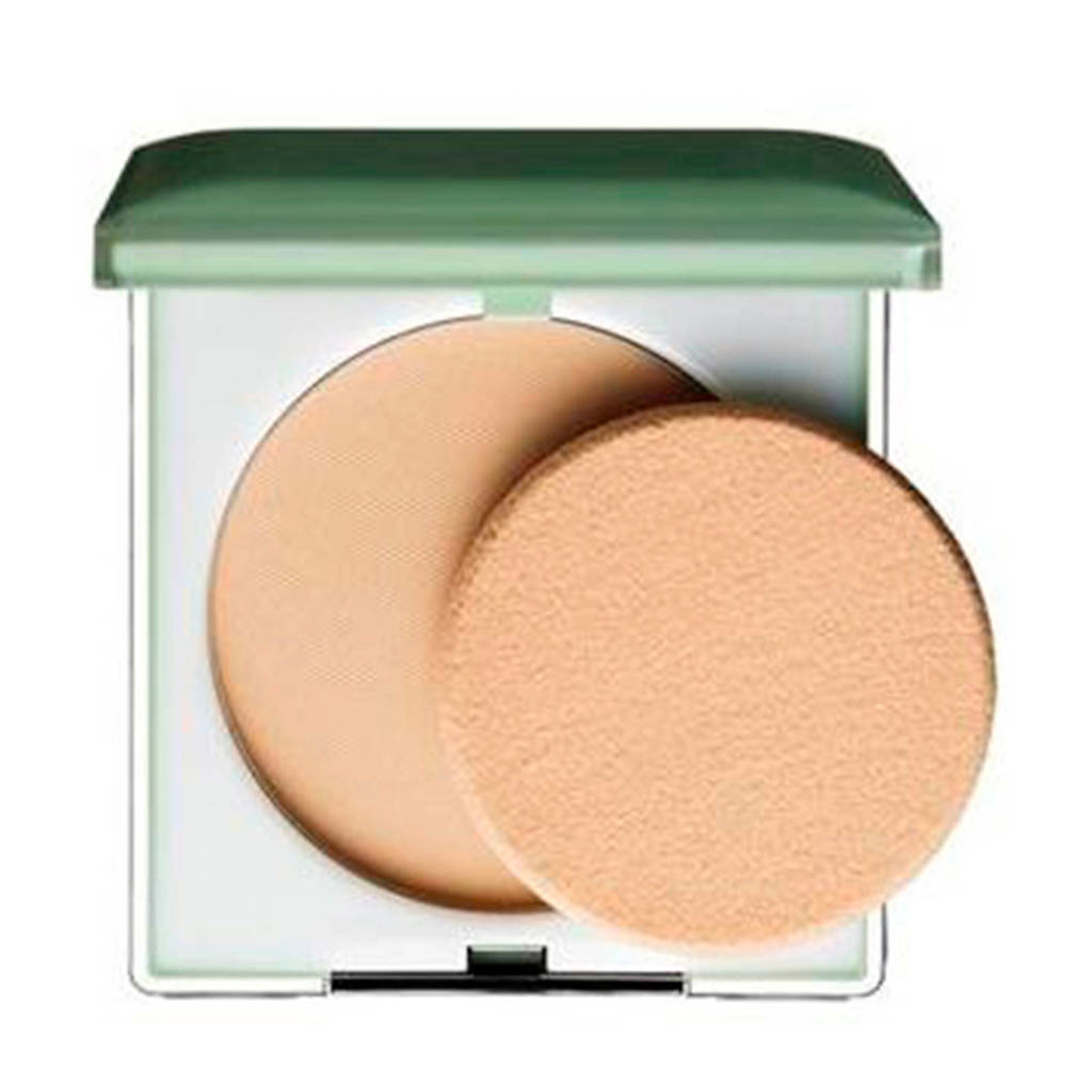 Clinique Stay-Matte Sheer Pressed poeder - 01 Stay Buff