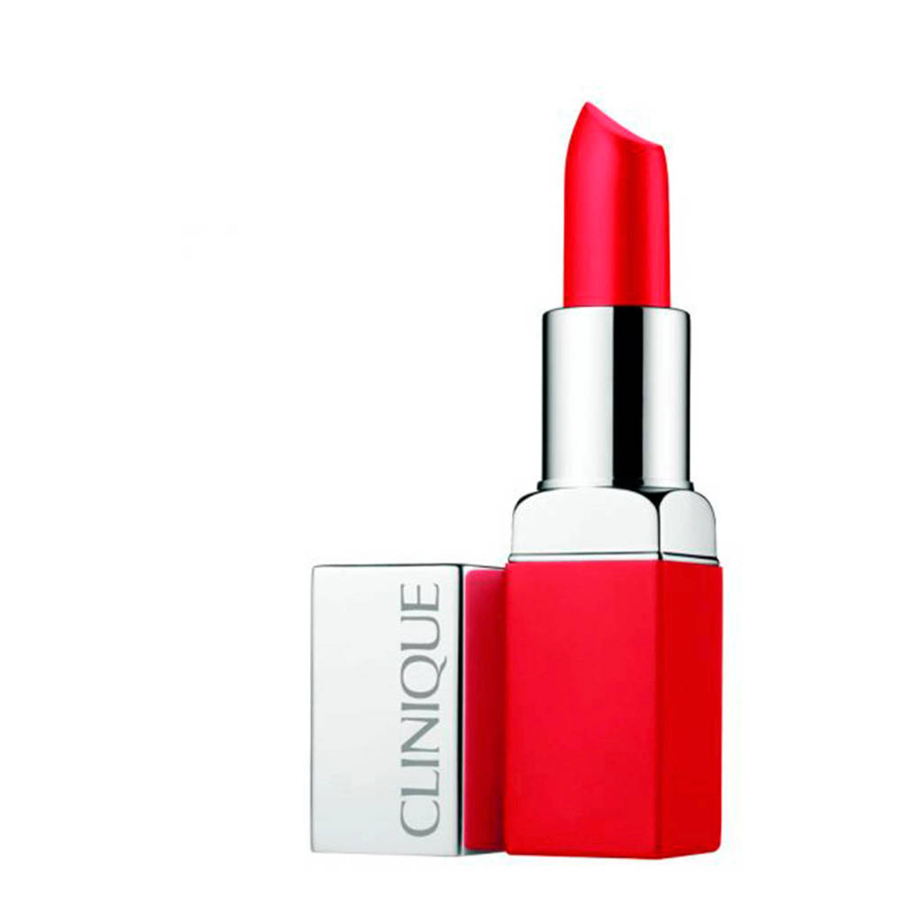 Clinique Pop Matte Lip Colour + Primer lippenstift - Ruby Pop