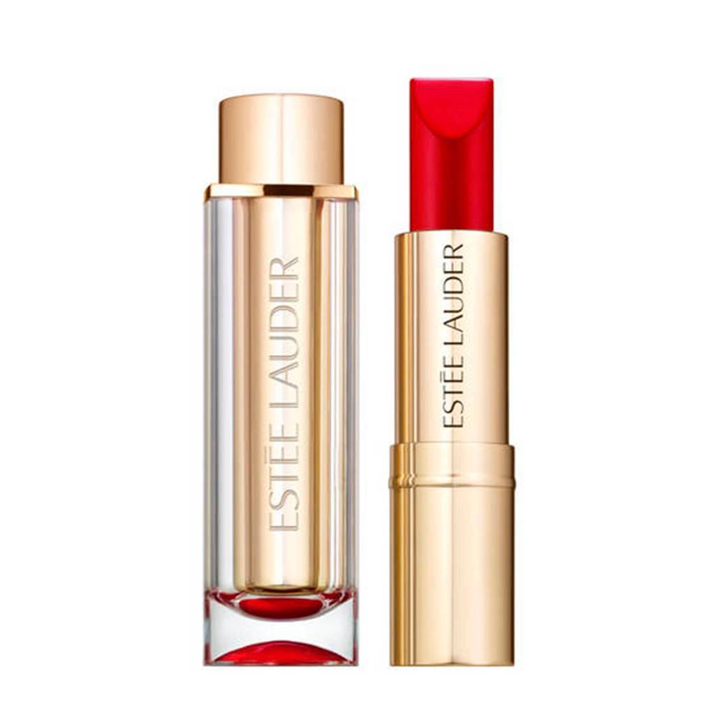 Estée Lauder Pure Color Love Matte lippenstift - 310 Bar Red