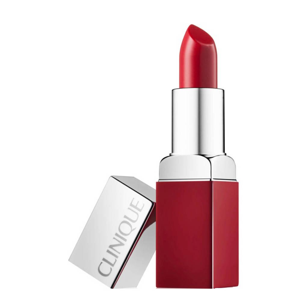 Clinique Pop Lip Colour + Primer lippenstift - 008 Cherry