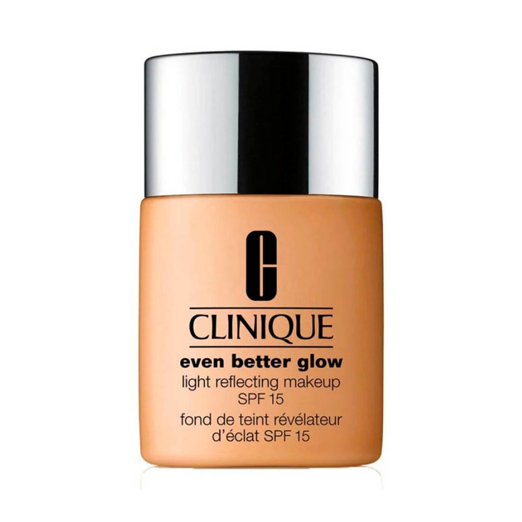 Clinique Even Better Glow Light Reflecting Makeup SPF15 foundation - 68 Brulee