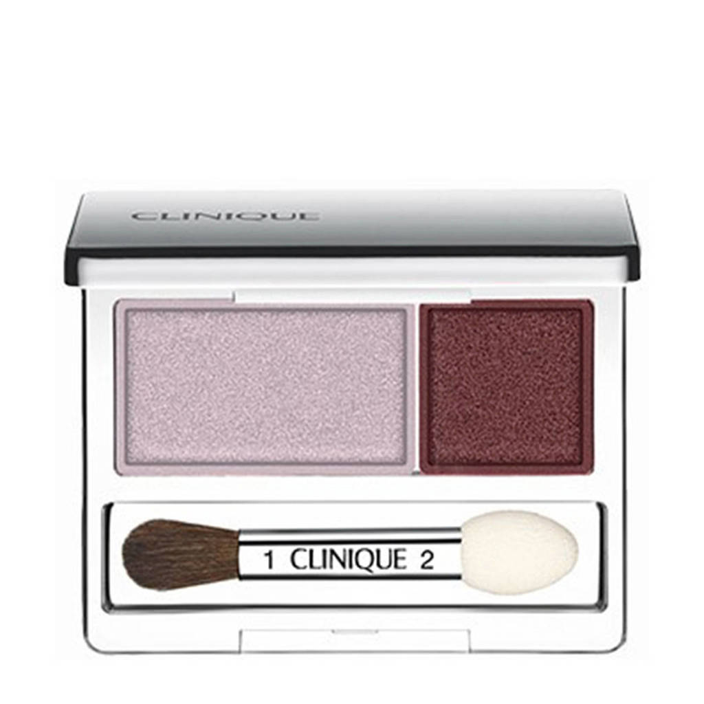 Clinique All About Shadow Duo oogschaduw - 14 Violets & Blues